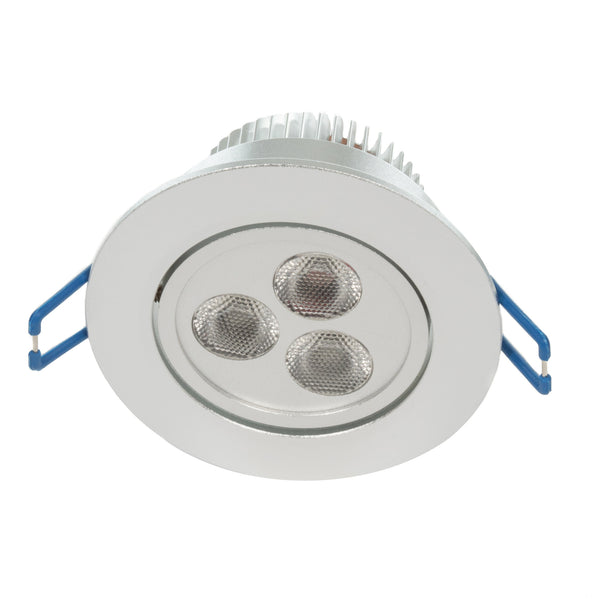 3 5 Quot 9 Watt Rgb Color Changing Led Recessed Downlight