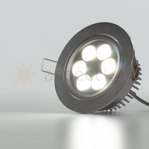 6000K Day White LED lighting is the brightest LED color temperature (CCT)