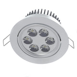 "Can-free recessed 4.2"" LED ceiling light"