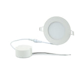 "NSF Certified 4.75"" Ultra-Thin LED Recessed Light - 6 Watt"