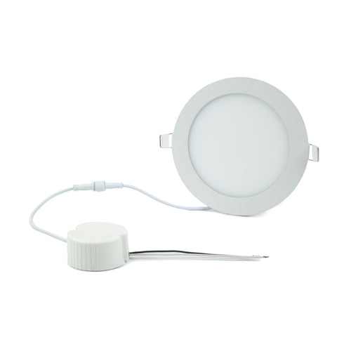 "NSF Certified 6"" Ultra-Thin LED Recessed Light - 9 Watt"