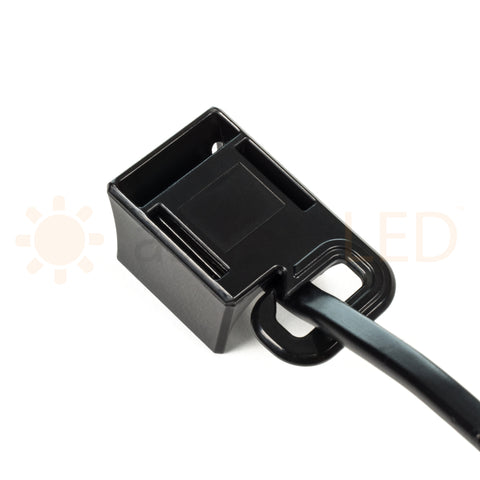 Connector Locking Clip for Universal Wired Low Voltage Retail Shelf Lighting System