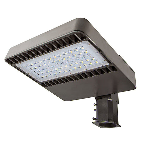 150w Led Shoebox Light 400w Metal Halide Hps Aspectled