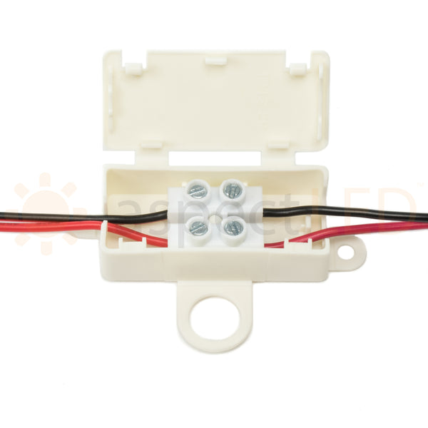 Mini Low Voltage Terminal Junction Box Aspectled