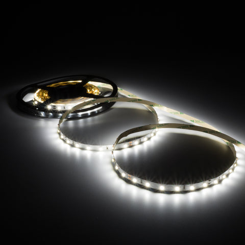 Cool white 6000K LED strip light