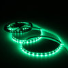 Green LED strip light