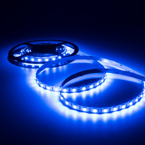 Blue LED strip/tape light