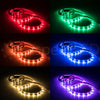 W-Series RGBA Color Changing Flexible LED Strip Light - Ultra Bright (18 LEDs/foot)