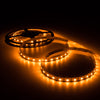 Yellow/amber LED strip/tape light 5050