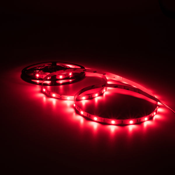 Wide Flexible Led Strip Light Standard Bright 225 Lm Ft