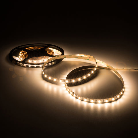 W-Series Dynamic Variable White Color Tuning Flexible LED Strip Light - Ultra Bright (18 LEDs/foot)