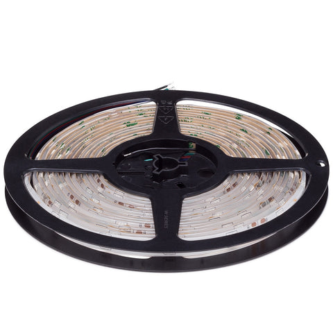 W-Series RGB Color Changing Flexible LED Strip Light - Standard Bright (9 LEDs/foot)