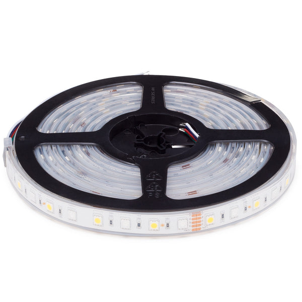 Rgb W Color Changing Flexible Led Strip Light 450 Lm Ft