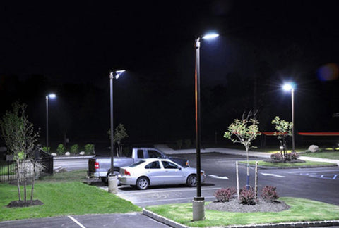 112W LED Street Light (Equal to 250-320W HP Sodium/Metal Halide)