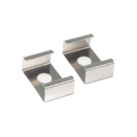 Mounting Clips for 45 Degree Corner Aluminum Mounting Channel (5 PACK)