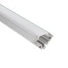 45 Degree (Corner Angle) Aluminum Mounting Channel for Flexible Strip Lights