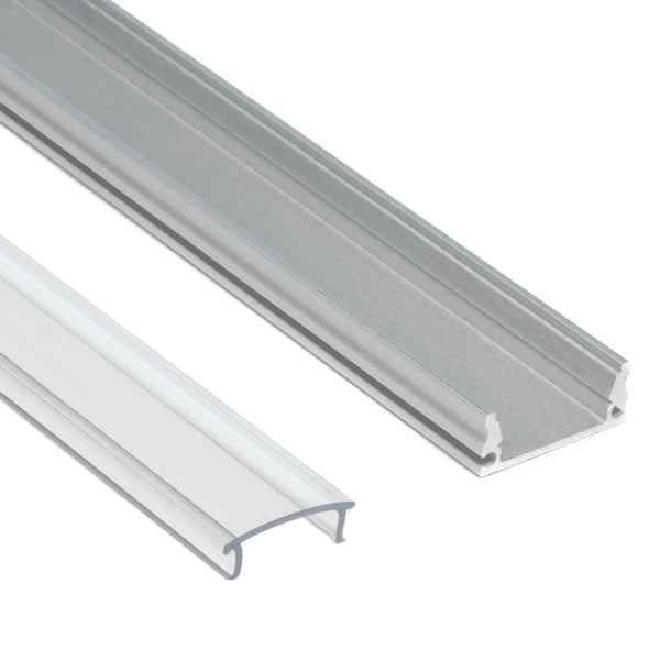 Aluminum Mounting Channel Track For Strip Lights Aspectled