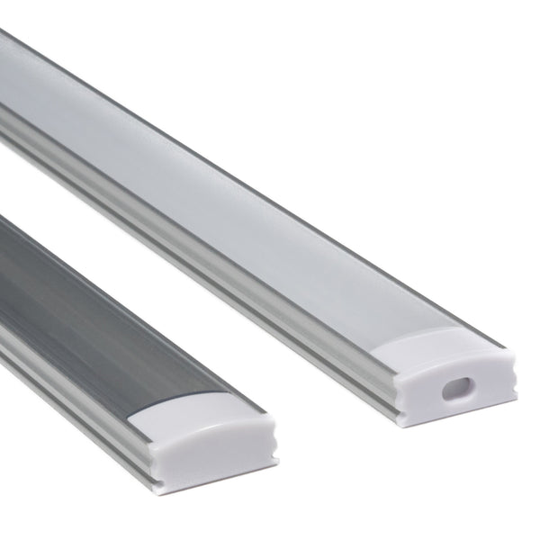 End Caps For Aluminum Mounting Channel Set Of 2 Aspectled