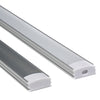 End Caps for Aluminum Mounting Channel (Set of 2)