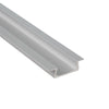 Recessed Aluminum Mounting Channel for Flexible Strip Lights