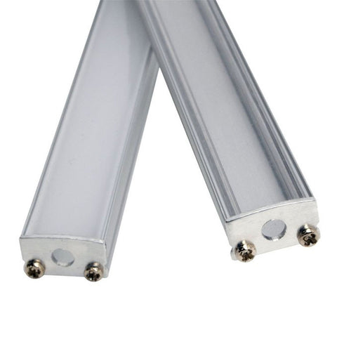 Aluminum Mounting Channel for Flexible Strip Lights