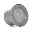"6"" Pool/Spa/Pond Ultra Bright Underwater Light (9 LED - 27W) - 24VDC"