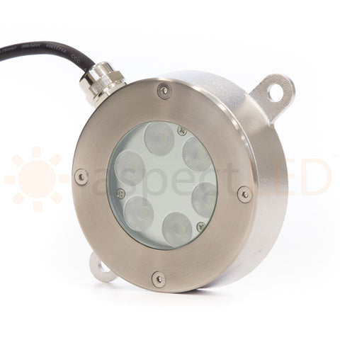 Surface Mount Ultra Bright Underwater Light (18W) - 24VDC