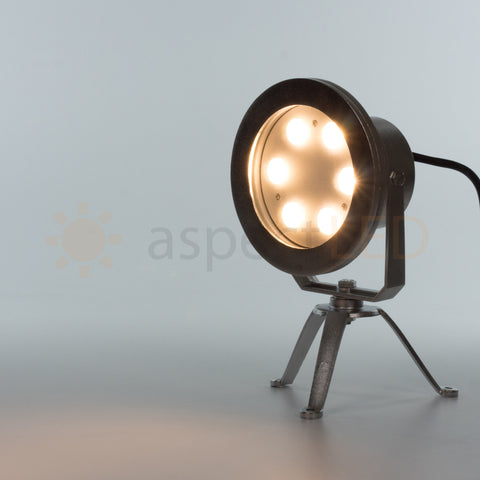 Underwater Tripod Light - Ultra Brightness (6 LED - 18W) - 24VDC