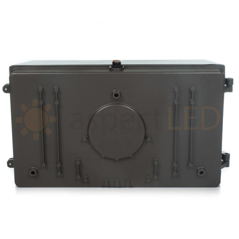 100W LED Wall Pack Light (Equal to 320W Metal Halide/High Pressure Sodium)