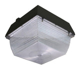 100W LED Canopy Light (Equal to 400W Metal Halide/High Pressure Sodium)