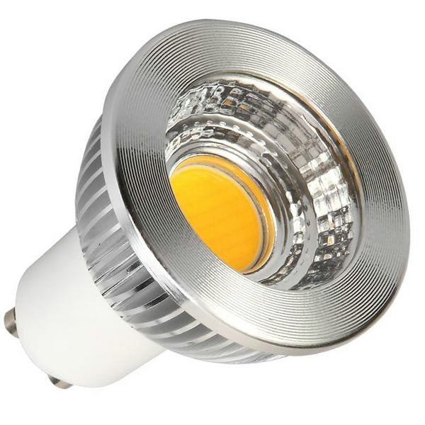 Dimmable Gu10 Led Replacement Bulb 5w Aspectled