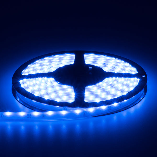 Side Emitting Narrow Flexible Led Strip Tape Light 16