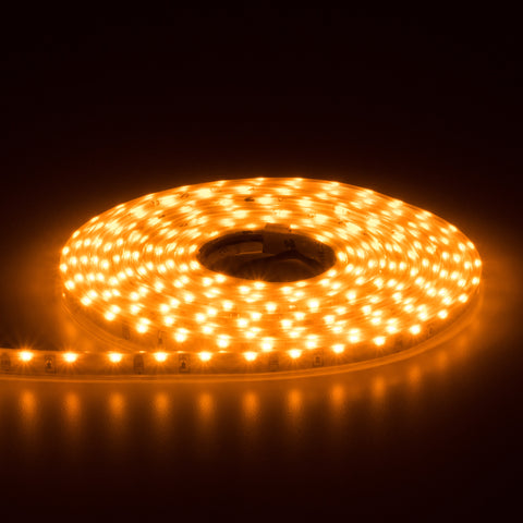 Side emitting narrow flexible led striptape light 164ft aspectled n series narrow side emitting flexible led strip light 18 leds aloadofball Gallery