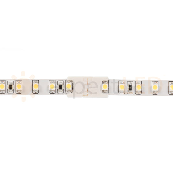 Flexible Strip Light Splice Connector With No Wires