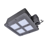 180W LED Shoebox Light (Equal to 600W Metal Halide/High Pressure Sodium)