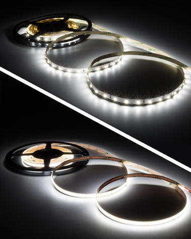 L-Series Dotless Linear LED Strip Lights