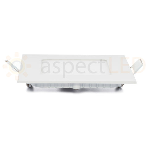 innovative canless spring clip low clearance recessed light