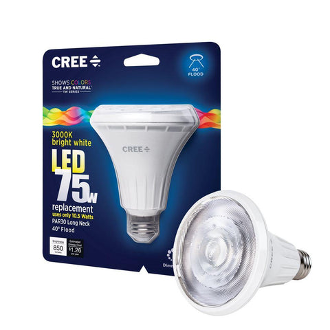 PAR30 LED Replacement Bulb - 10.5W