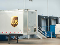 aspectLED UPS Shipping Dock