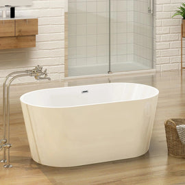 Modern Bathroom Freestanding baths Round