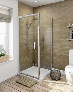 Framed Pivot Shower Screen