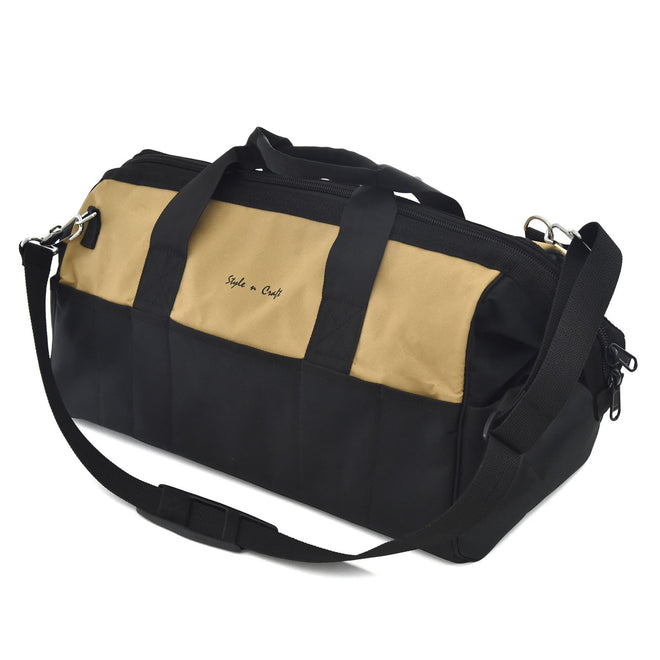 Leather, Polyester & Canvas Tool Bags