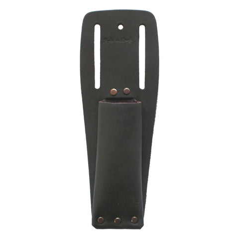 70010 - Utility Knife Sheath in Top Grain Oiled Leather