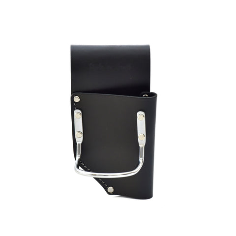 75450 - Pliers and Hammer Holder in Heavy Top Grain Leather in Black