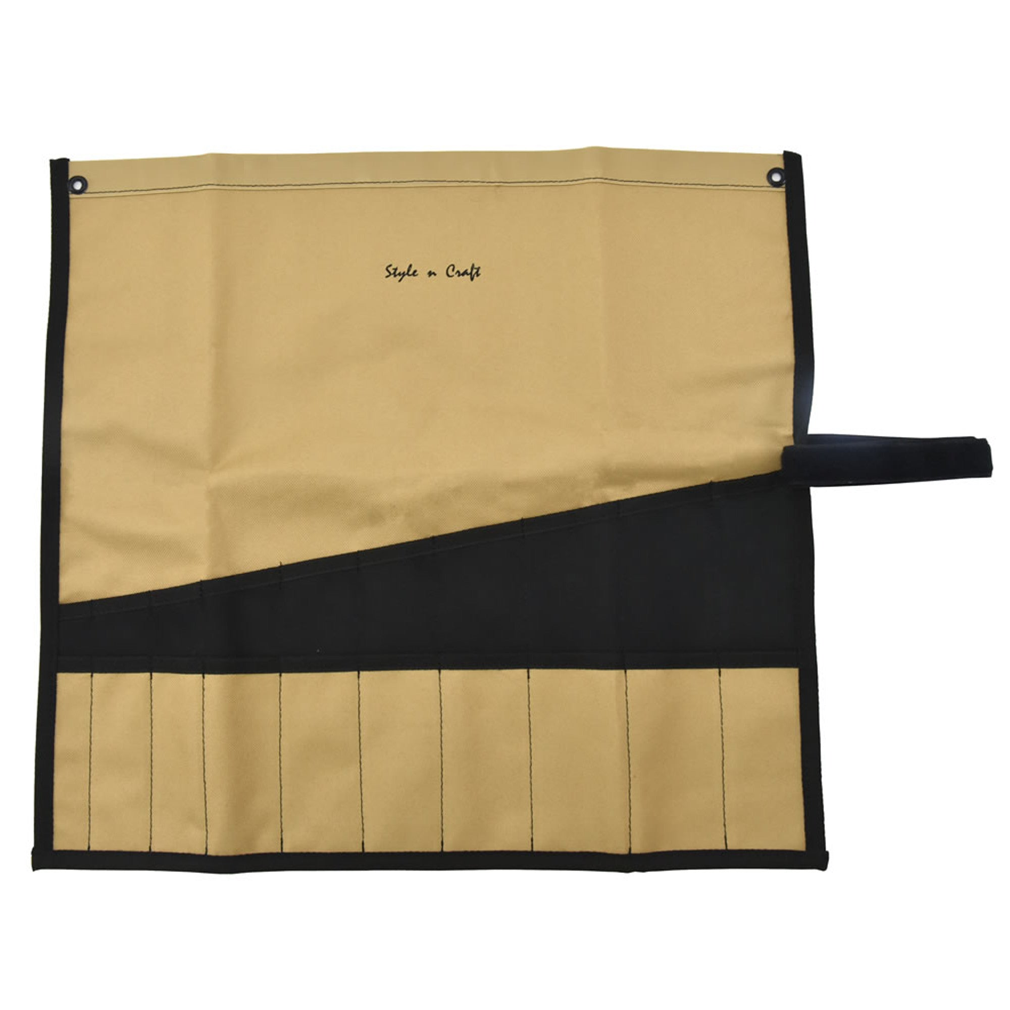 20 Pocket Chisel / Tool Roll Pouch in Polyester