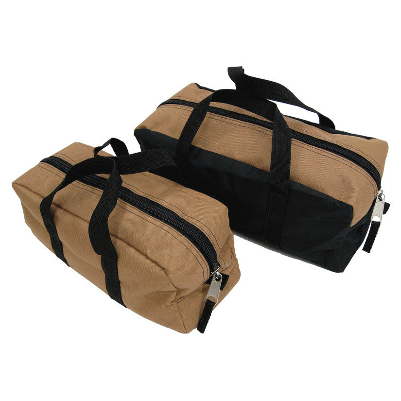 2 Piece Utility Bag Combo in Heavy Duty Polyester