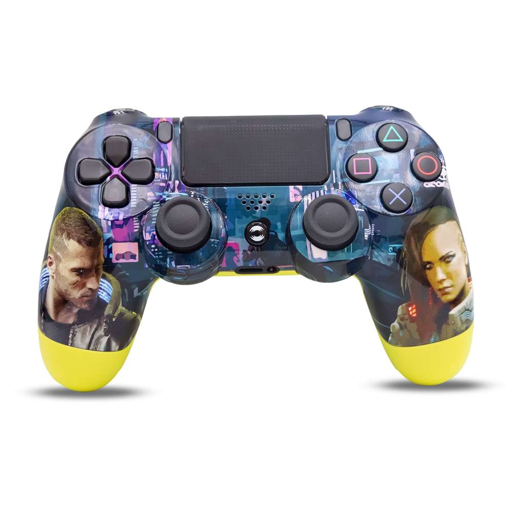 Cyber Punk PS4 Controller