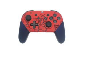 Super Mario Switch Pro Controller