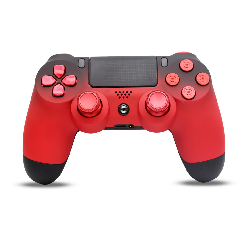 Rogue Red PS4 Controller