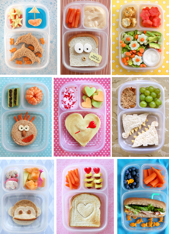 Fun lunchbox ideas, image courtesy Of Such is the Kingdom
